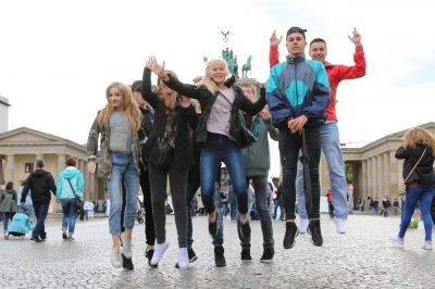 Abschlussreise Berlin