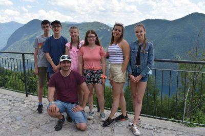 Abschlussreise Ticino